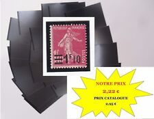 PROMO - POCHETTES HAWID fond noir -  20 x 24 - paquet de 50 simple soudure NEUF
