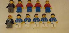 LEGO FOOTBALL JOUEURS DE 2 EQUIPES