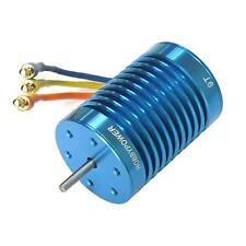 Hobbypower 3650 540 9T 4400KV Brushless Motor for 1/10 1/12 RC Auto Car Truck