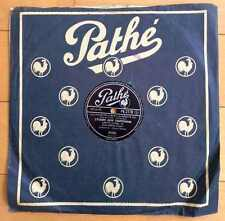 ►VINYLE 78 T. - PATHE 2778 -  CHANSONS DE BOB ET BOBETTE - LISETTE JAMBEL - 1951