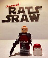 Lego Star Wars minifigures - Clone Custom Troopers - Galactic Marines