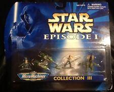 Star Wars Episode 1 Collection 3 MINT Galoob Micro Machines Gungan Pod Racer