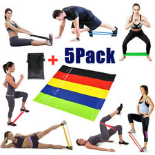 Strong Loop Resistance Bands Heavy Duty Exercise Sport Latex Fitness Gym Yoga US