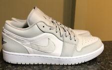 """Nike Air Jordan 1 Low """"White Camo"""" DC9036-100 Size 13"""