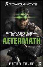 Tom Clancy's Splinter Cell: Blacklist Aftermath, New, Telep, Peter Book