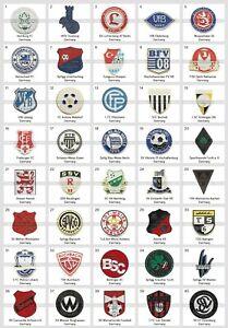 Badge Pin: German football club Germany pins PART 5