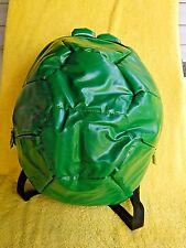 NWT TEENAGE MUTANT NINJA TURTLES TMNT SHELL CASE BACK PACK W/ EYE COVERS! SCHOOL