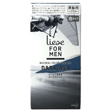Kao Liese For Men Bubble Natural Hair Color Creator Dark Ash