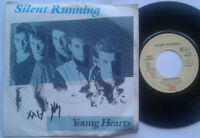 "Silent Running / Young Hearts / Crimson Days 7"" Single Vinyl 1984"
