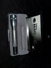 Mini Maglight Silver