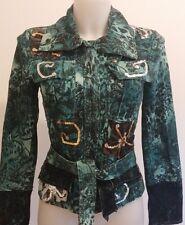 Abbigliamento MODA donna GIUBBINO giacca EXEX offerta OCCASIONE made in italy