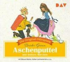 Aschenputtel und weitere Märchen | Die Original-Hörspiele | Jacob Grimm | CD