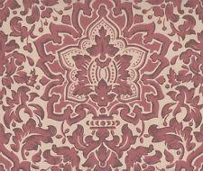 Waterhouse Historic Reproduction Wallpaper: c1890 Arts & Crafts Era Damask 1