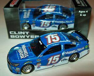 Clint Bowyer 2015 Maxwell House #15 Camry 1/64 NASCAR Diecast New
