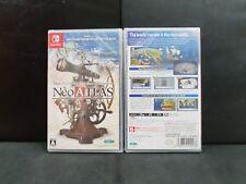 (ASIA ENGLISH VERSION) Nintendo Switch Neo Atlas 1469 (Brand New)