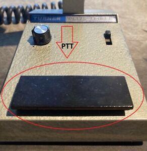 Turner PLUS 3 - PTT (Sprechtaste) NEW 3D Printed NEU