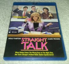 Straight Talk (Blu-ray Disc, Dolly Parton , James Woods