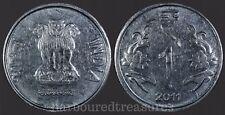 2011 India 1 Rupee World Coin Mumbai