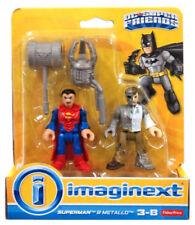 Action figure di eroi dei fumetti originale aperto Dimensioni 12cm