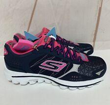 Skechers Golf Shoes Go Walk Lynx Navy/Hot Pink Women's Size 6 Sketcher