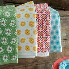 Pioneer Woman Flea Market 4-pc Kitchen Towel Set -New
