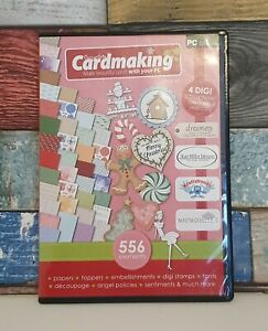 Complete Card Making PC CD ROM - Cardmaking - Crafting - issue 45