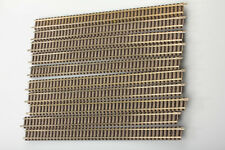 Fleischmann, N Piccolo 10x 9100 Voie Droite - Boue / Rayures / Trous FPG9