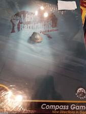 A Las Barricadas 2nd Edition - Compass Games Board Game New! War Storm Series
