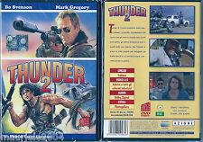 Thunder II 2 (1986) DVD NUOVO SIGILLATO Bo Svenson Mark Gregory Raimund Harmstor