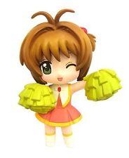Card Captor Sakura 3'' Cheerleading Sakura Trading Figure New