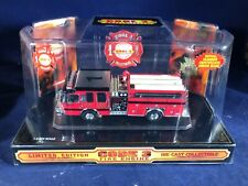 N-37 CODE 3 1:64 SCALE DIE CAST FIRE ENGINE - ENGINE 1 FDIC 2000 SHOW SPECIAL