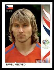 Panini World Cup Germany 2006 - Ceska Republika Pavel Nedved No. 368