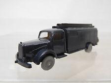 eso-783IMU Replika 1:87 Mercedes Spritzenwagen dunkel anthrazit