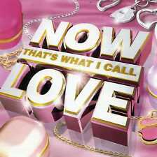 NOW THAT'S WHAT I CALL LOVE - COLDPLAY RIHANNA KATY PERRY NE-YO - 2 CDS - NEW!!