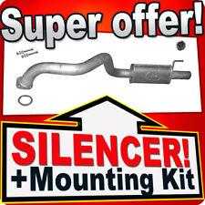 Rear Silencer TOYOTA LAND CRUISER 90 3.0TD 3.4 V6 SWB 1996-2003 Exhaust Box LMK