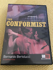 The Conformist (Dvd, 2014)Bernardo Bertolucci-Raro Video Vg