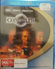 *Brand New & Sealed* Con Air (Blu-ray 2007) Nicolas Cage, Region B AUS was 33.99