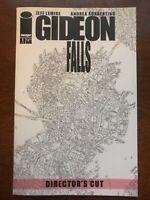 Gideon Falls 1 Director Cut! Gorgeous Copy! HOT KEY! Lemire / Sorrentino