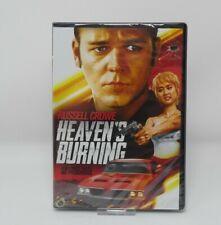 New listing Heaven's Burning (DVD, 1997)