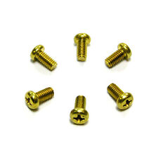 Genuine Yanmar Marine 3GM Water Pump Impeller Plate Screw 26554-040082 Pack of 6