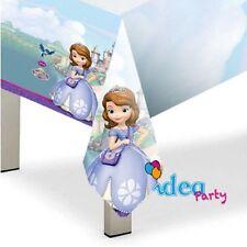 TOVAGLIA in plastica PRINCIPESSA SOFIA, tavola festa compleanno addobbi Disney