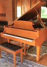 KOHLER & CAMPBELL BABY GRAND PIANO W/ BENCH Lot 3601