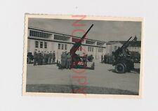 Foto WK II.  Gotha Kaseren Geschütze Lehrgang 1943    #12