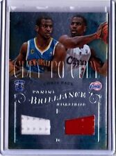 Piece of Authentic Single NBA Basketball Trading Cards