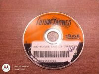 Nintendo GameCube NGC Disc Only Tested Future Tactics Ships Fast