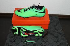 Nike Hypervenom Phade Fußball Stollenschuh Grün Größe UK 8, US 9, EUR 42,5 Neu