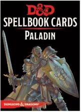 Dungeons & Dragons Rpg - Paladin Spell Deck Revised
