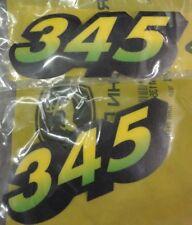 JOHN DEERE Genuine OEM Set of 2 Decals for the 345 M135983