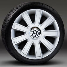 """4x15"""" wheel trims, Hub Caps, Covers to fit Vw Golf,Polo,Touran,Caddy"""