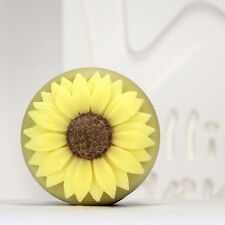 Sun flower 2 - Handmade Silicone Soap Mold Candle Mould Diy Craft Molds